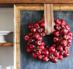 Make These 10 Fall Wreaths for Your Front Door from Brit + Co..