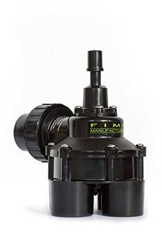 Fimco Manufacturing Mini 4Outlet Irrigation Indexing Valve 125Inch Black >>> See this great product.