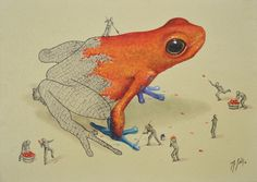Ricardo Solis - More artists around the world in : http://www.maslindo.com #art #artists