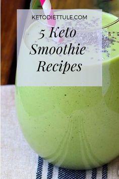 5 delicious low-carb keto smoothie recipes that won't kick you out of ketosis. - 5 delicious low-carb keto smoothie recipes that won't kick you out of ketosis. Keto Smoothie Recipes, Low Carb Smoothies, Weight Loss Smoothies, Keto Recipes, Protein Recipes, Avocado Smoothie, Diet Plan Menu, Keto Meal Plan, Keto Protein Shakes