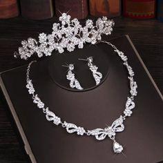 Pearl Bridal Jewelry Sets, Wedding Jewelry Sets, Rhinestone Jewelry, Wedding Hair Accessories, Crystal Rhinestone, Beaded Jewelry, Hair Ornaments, Products, Saving Tips