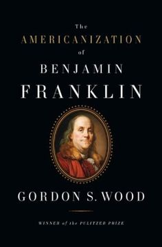 The Americanization of Benjamin Franklin posted by Sunny Solomon at Bookin' with Sunny Book Reviews!