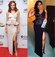 Stephan Noli Blog: Who Wore It Better? Rita Dominic Vs Eku Edewor