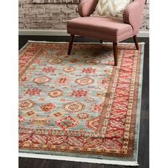 You'll love the Valley Red Area Rug at Joss & Main - With Great Deals on all products and Free Shipping on most stuff, even the big stuff.