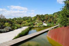 Barcelona Botanical Garden Design