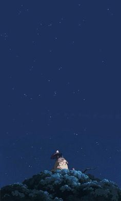 Totoro - - - Best of Wallpapers for Andriod and ios Iphone Wallpaper Totoro, Cartoon Wallpaper, Studio Ghibli Art, Studio Ghibli Movies, Animes Wallpapers, Cute Wallpapers, Anime Kunst, Anime Art, Aesthetic Iphone Wallpaper