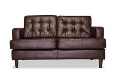 Tulsa 2 Seater Leatherette Sofa from Durian has been meticulously crafted featuring the very highest standards of workmanship.