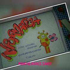 Notebook Art, Baby Shower Fall, Pikachu, Bullet Journal, Letters, School, Frame, Ideas Creativas, United Nations