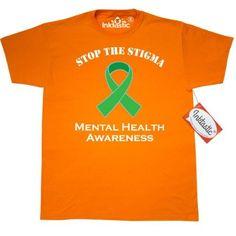 Inktastic Bipolar Disorder Awareness T-Shirt Depression Manic Mental Illness Hws