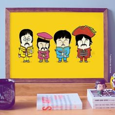Poster - The Beatles (Sgt. Peppers)