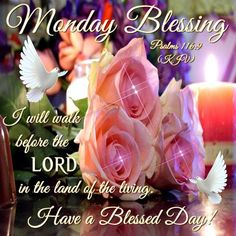 monday blessings - Google Search
