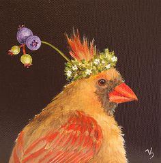 Watercolor Bird, Whimsical Art, Painting Tips, Printable Art, Printables, Bird Art, Pet Portraits, Needlepoint, Blueberry