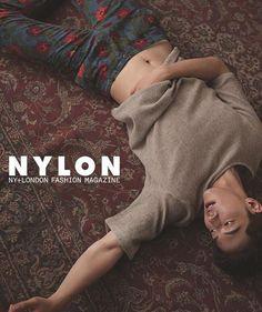 """Nam Joo Hyuk for Nylon Korea August 2015 Issue "" Ji Soo Nam Joo Hyuk, Lee Sung Kyung, Korean Star, Korean Men, Asian Boys, Asian Men, Asian Actors, Korean Actors, Jong Hyuk"