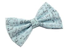 Mathematical Themed Hair Bow by uniquechicbowtique on Etsy, $8.99
