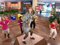 Let's Go To The Mall By: Robin Sparkles....(who knew that this would be on Just Dance 3?) How I Met Your Mother is the best ;)