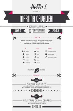 Infographic Resume / CV