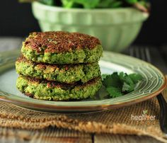broccoli fritters | 17 irresistible vegetable fritter recipes | ohmyveggies.com