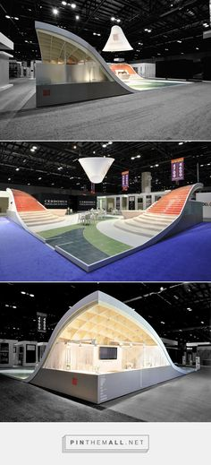 25 Eye Catching Trade Show Stands - Printsome Blog - created via http://pinthemall.net