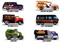 Gmc Motorhome, Hot Wheels Cars, Diecast Models, Chevy, Corgi, Charity Cars, Villas, Universe, Game