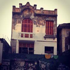 A great restoration is coming!  Brigadeiro Luis Antonio Avenue, Sao Paulo / Brazil
