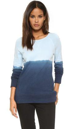 Sol Angeles Big Sur Double Zip Sweatshirt