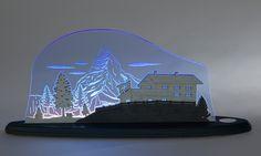 Erleben Sie die besondere Weigla Motivleuchte Matterhorn