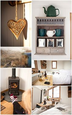 Some of our images for the wonderful and very stylish Skye Shepherd Huts Shepherds Hut Holidays, Magical Room, Double Beds, Bed And Breakfast, Bathroom Medicine Cabinet, Commercial, Rooms, Stylish, House