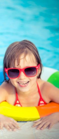 Ever feel worried while your kids are playing at a friend's house that has a pool? Click for 3 questions to ask so you can have peace of mind while the kids are away.