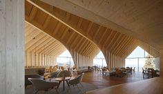 Gallery of Oberholz Mountain Hut / Peter Pichler Architecture + Pavol Mikolajcak - 3