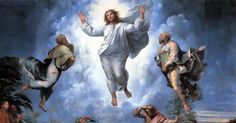 Feast of The Transfiguration.  August 6.