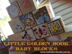 Image result for alphabet block themed baby shower