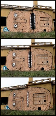 NemO's - Italy - 2015 #StreetArt #Mural