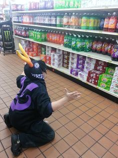 Found this cute cosplay of Gamzee. Found this cute cosplay of Gamzee. Related posts:StaBe Men Homestuck Logo T-Shirt Unique CoolDualscar~homestuck Homestuck Cosplay, Cartoon As Anime, Home Stuck, Davekat, Cute Cosplay, Kawaii Clothes, Told You So, Fandoms, Costumes