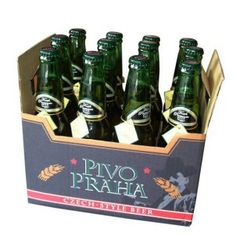 Pivo Praha is a joint venture between a local business man an a Czech Republic beer consultant. The result? Czech Pilsner at prices. Tourist Center, Joint Venture, Makati, Manila, Czech Republic, Craft Beer, Brewery, Beer Bottle, Wine Rack