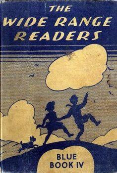 Wide Range Readers - Old School Reading Books 1970s Childhood, My Childhood Memories, Blue Books, My Books, Reading Books, Historia Universal, Uk History, Ladybird Books, My Memory