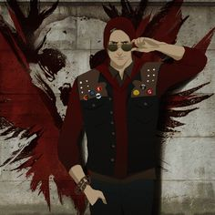 [IF] Delsin Rowe: Evil Karma by Miyuri29 on DeviantArt