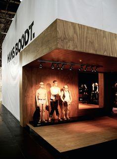 Fair Booth Hans Boodt Mannequins    client    Hans Boodt, Netherlands    design    Zoom Industries BV, Maastricht