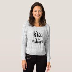 New Years Eve Womens Shirt - custom diy cyo personalize gift ideas