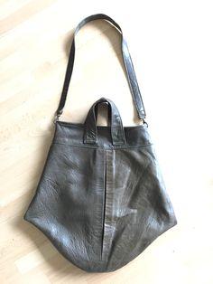 Leather jacket upcycling