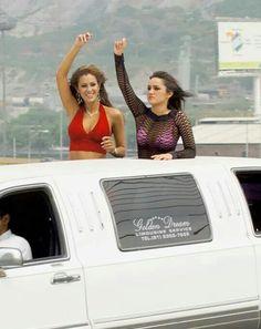 Alma Rey y Roberta (Rebelde)