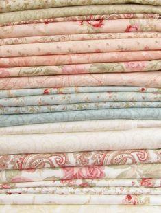 paris flea market fabric by  teh american company moda