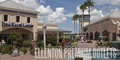Ellenton Premium Outlet (Tampa, FL) - A shoppers paradise.