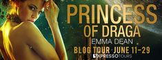 The Musings of Author Jeanne St. James: #Win a $50 #Amazon GC: Princess of Draga by Emma D...