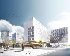 VIERTEL ZWEI Plus   NMPB Architekten