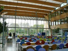 Jubilee Campus, University of Nottingham. by Iqbal Aalam, via Flickr