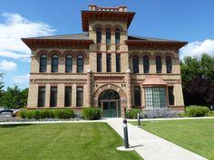 Maeser School in Utah County, Utah.