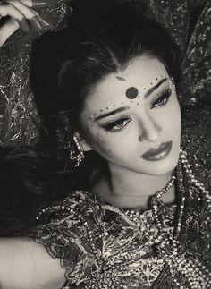 Breathtaking Aishwarya Rai Bachchan in Devdas.