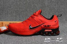 0ebf68b72e47 Nike Air VaporMax 2018. 5 Flyknit Men s Running Shoes Red Black Nike Air  Vapormax