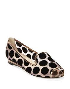 AQUATALIAWaverly Peep-Toe Flats