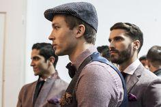 Portugal Fashion - Backstages Dielmar - FW 2015/16 - Gentleman's Journal